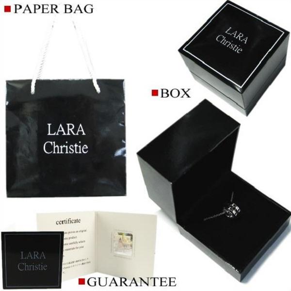 LARA Christie (ララ クリスティー) トラディショナル ペアリング [ PAIR Label ]紙袋箱ホワイトデーお返し彼女ジュエリー アクセサリー ペアネックレス ペンダント 花束 指輪 ペアリングフラワーギフト ボックスフラワー